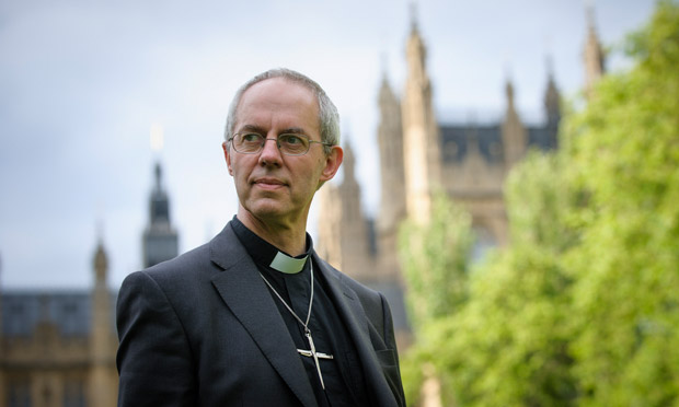 Heard Around the World: An Open Letter to the Archbishop ofCanterbury