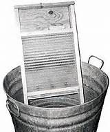 washboard - an early musical instrument in colonial Australia
