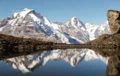 Bernese Alps ,Schilthorn