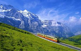 Bernese Alps in the Canton of Bern