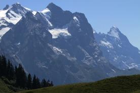 The Bernese Alp -Switzerland